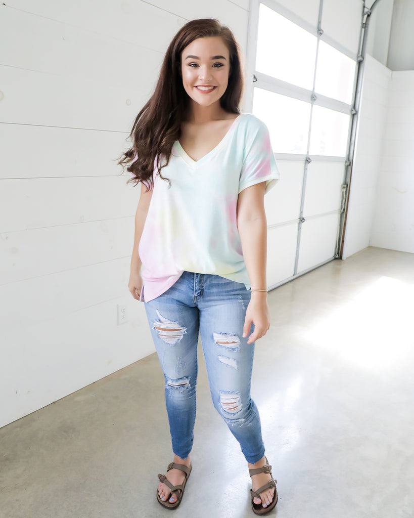 Pastel Dreams Top