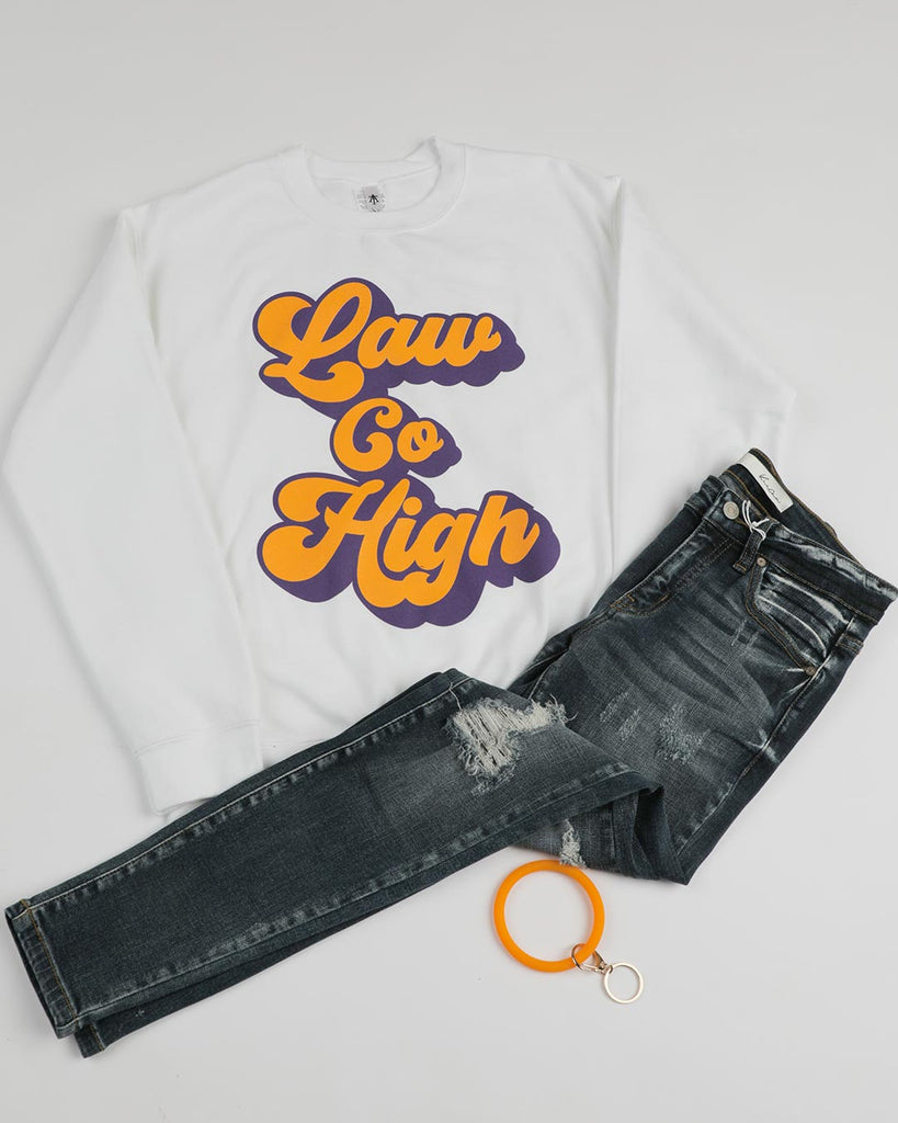 Law Co High Sweatshirt - Ty Alexander's