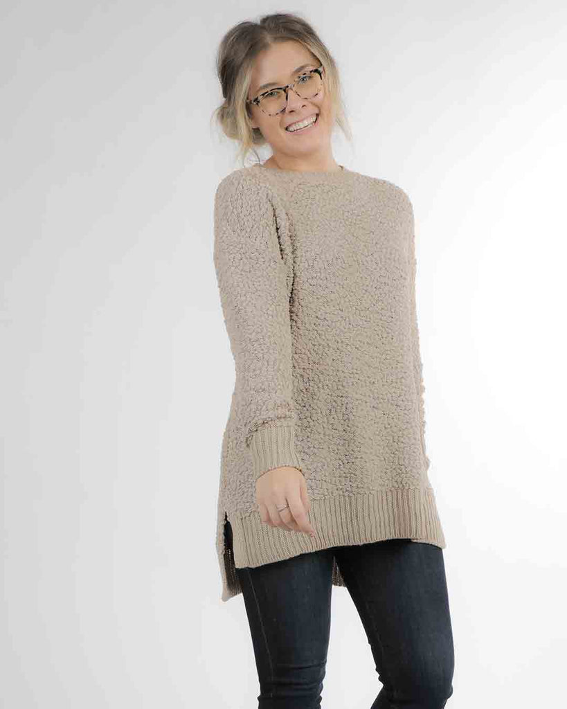 Bonfire Heart Sweater - Ty Alexander's