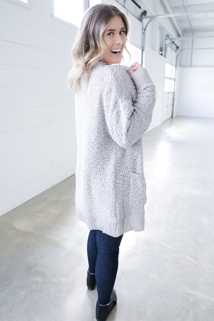 Gentle Night Cardigan