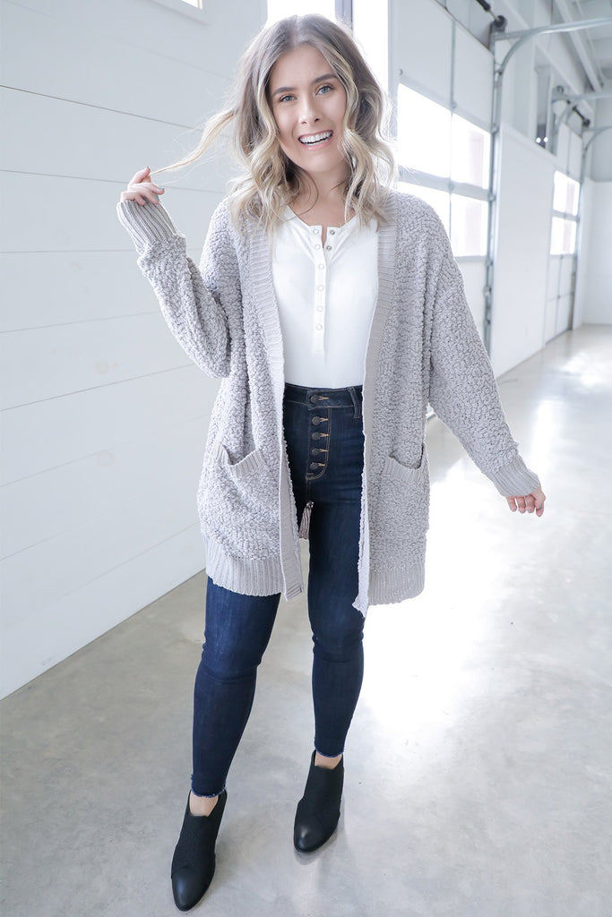 Gentle Night Cardigan - Ty Alexander's
