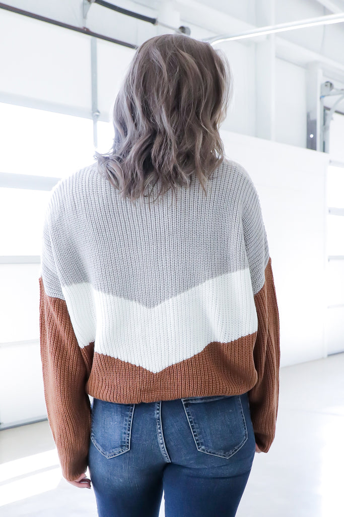 Settled Sweater