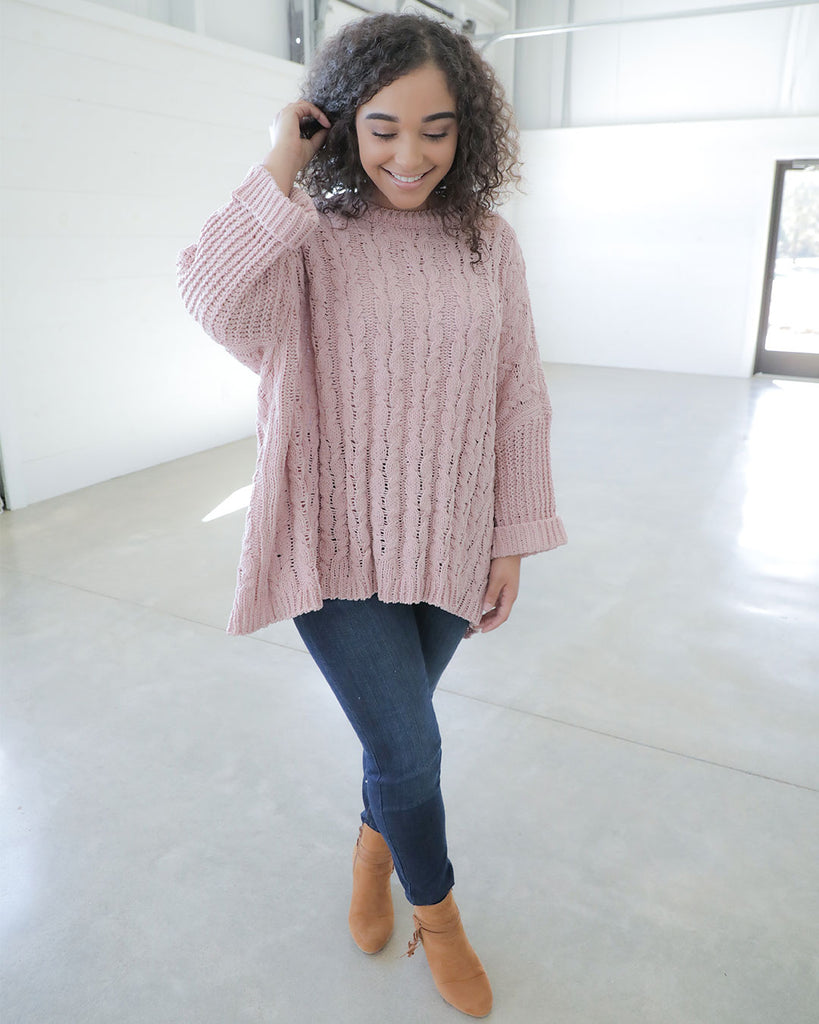 Easy Breezy Sweater