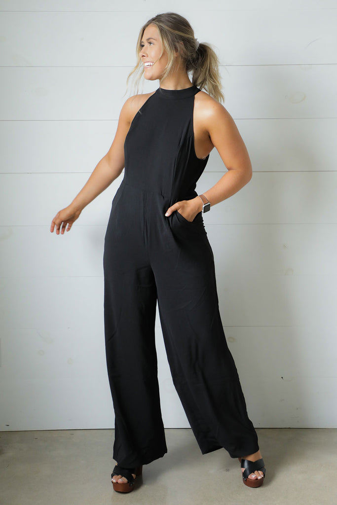 Ruby Red - Jumpsuit - Ty Alexander's Romper Collection