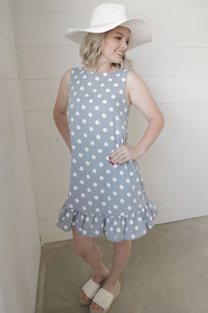 Prince Island - Polka Dot Dress
