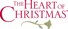 The Heart Of Christmas Logo
