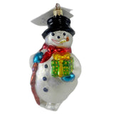 Christopher Radko Mr Iceburg Glass Ornament