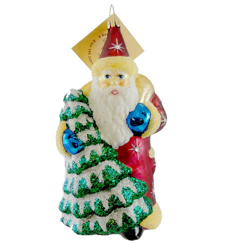 Gabriela Christoff Gracious Giver Glass Ornament 10210