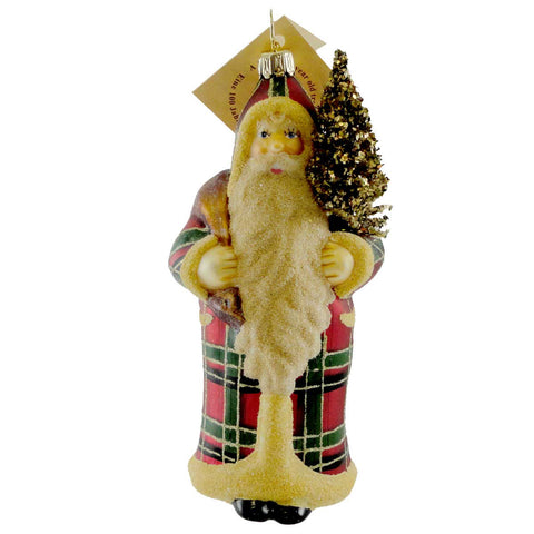 Gabriela Christoff Holiday Cheer Glass Ornament 10211