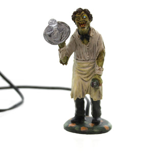 Dept 56 Accessories Don't Forget To Tip The Server Village Lighted Halloween Accessory