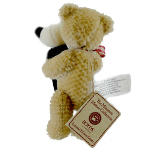 Boyds Bears Plush Harrison Miniature Mohair Teddy Bear