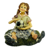 Boyds Bears Resin Mia The Save Figurine
