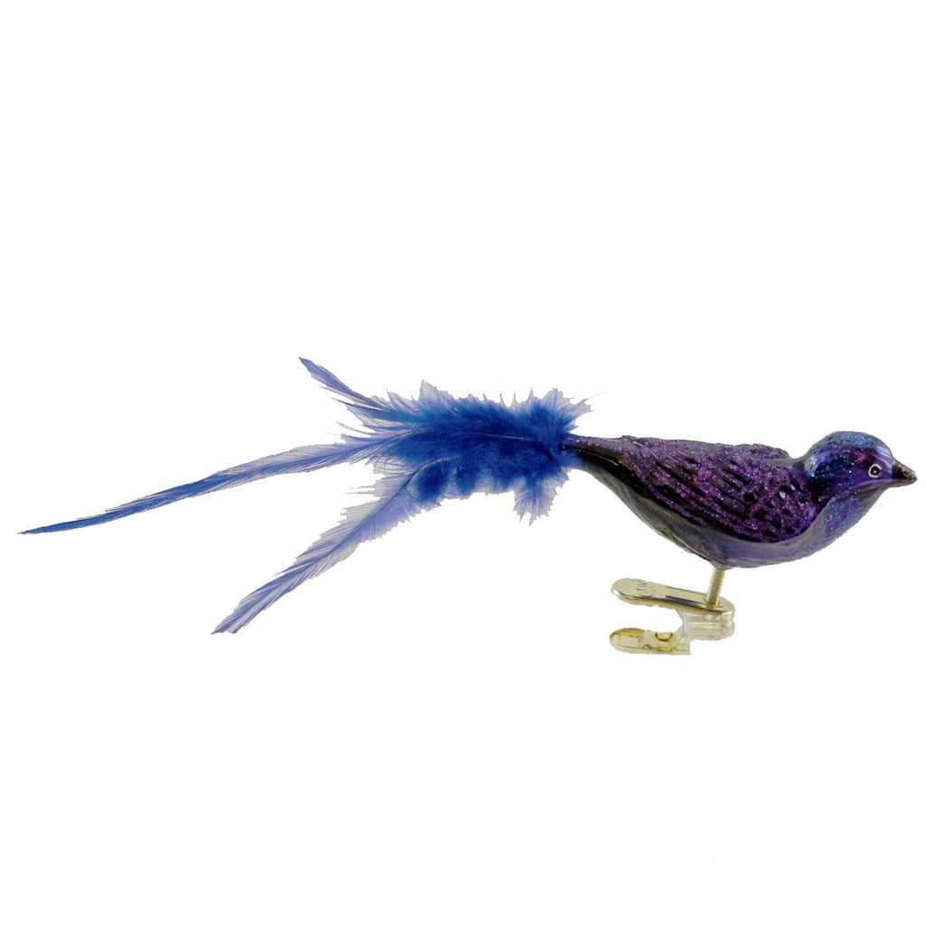 Purple Martin 18071 Old World Christmas Glass Ornaments - SBKGIFTS.COM - SBK Gifts Christmas Shop Cincinnati - Story Book Kids