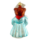 Christopher Radko Bear Bundle Glass Ornament