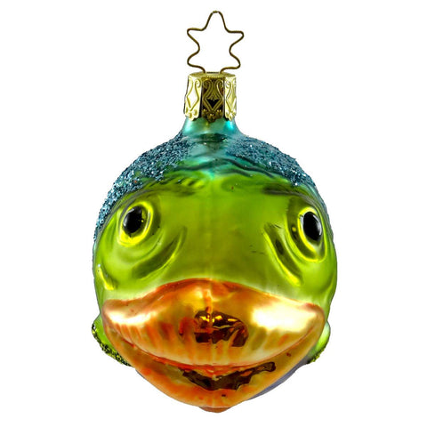 Inge Glas Sweetlips Glass Ornament 12831