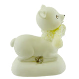 Dept 56 Snowbabies Collectible Deer 2011 Sitting Figurine