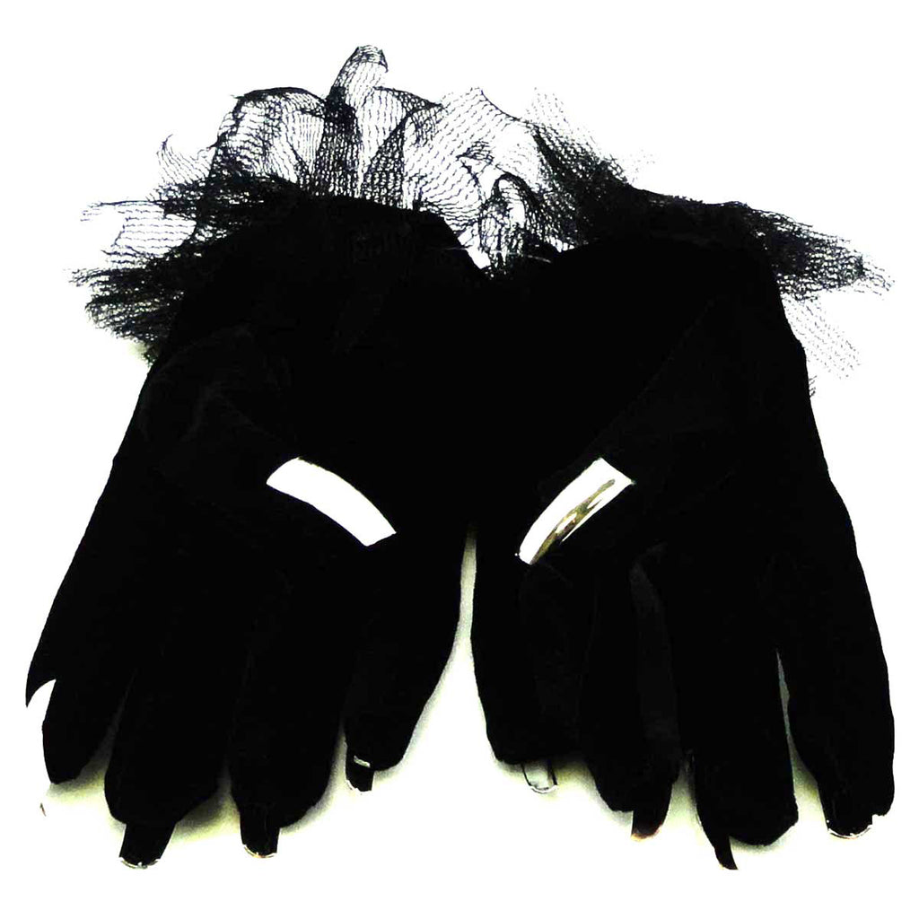 Halloween Spider Gloves Halloween Costume Accessory