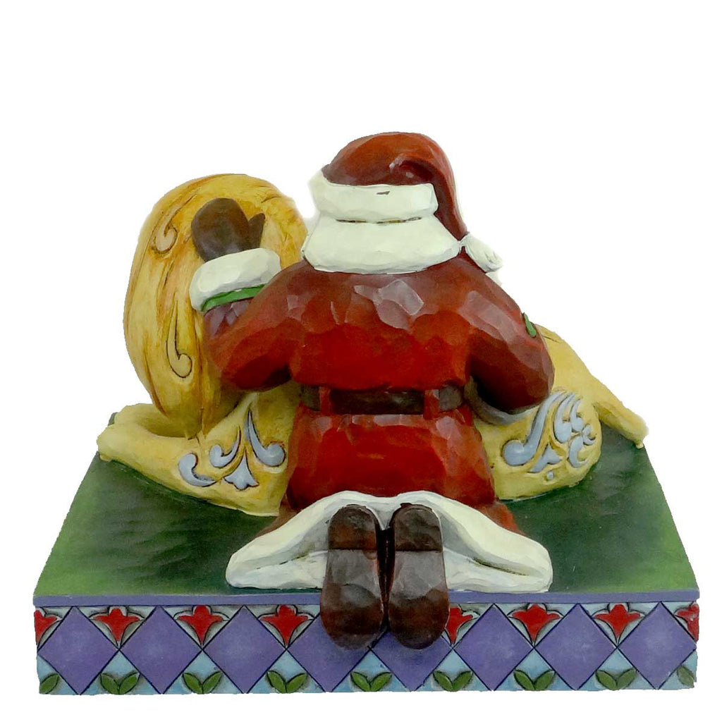 Jim Shore Peace Christmas Figurine