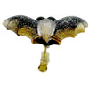 Clip On Bat 12308 Old World Christmas Glass Ornaments - SBKGIFTS.COM - SBK Gifts Christmas Shop Cincinnati - Story Book Kids