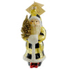 Gabriela Christoff Majestic Prince Glass Ornament