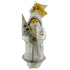 Gabriela Christoff Classic Christmas Glass Ornament