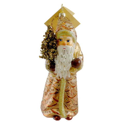 Gabriela Christoff Regal Classic Glass Ornament 14768