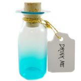 De Carlini Drink Me Bottle Glass Ornament - Story Book Kids