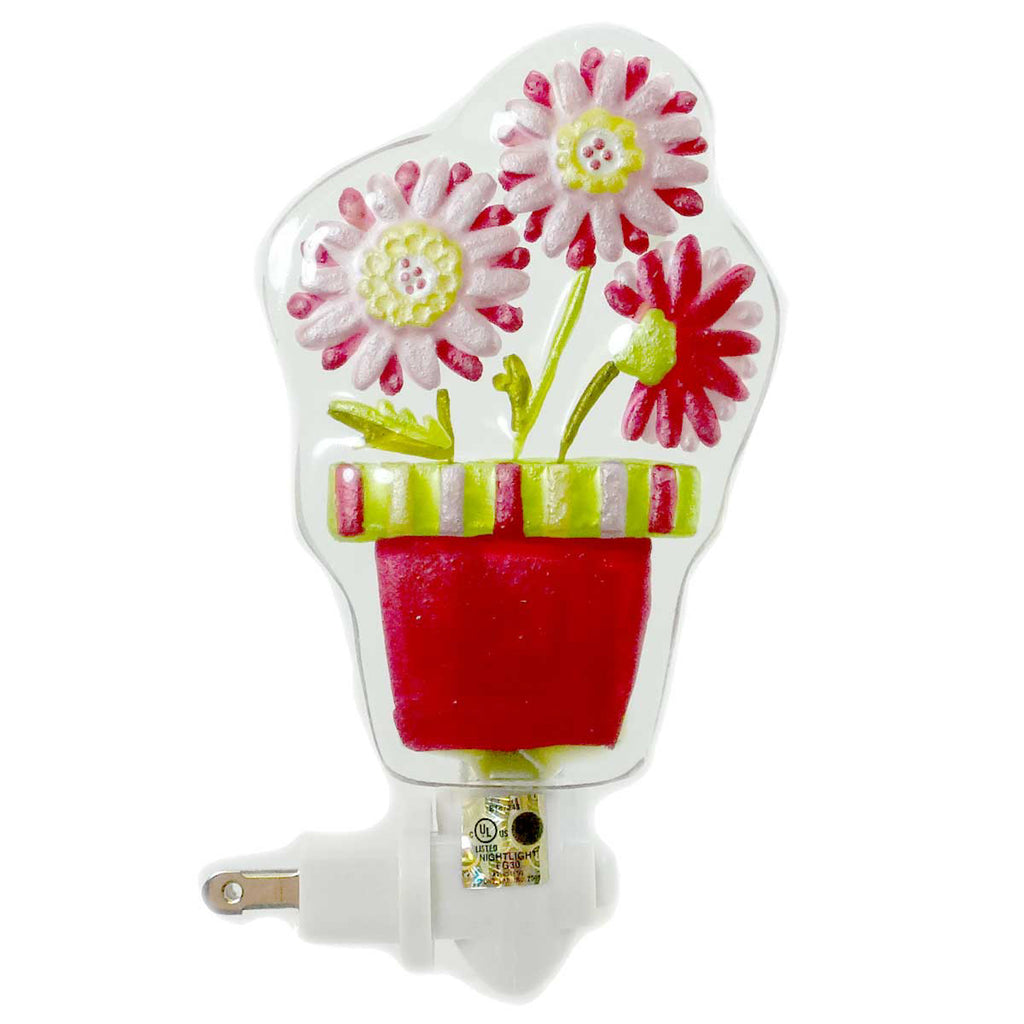 Easter Daisy Nightlight Night Light