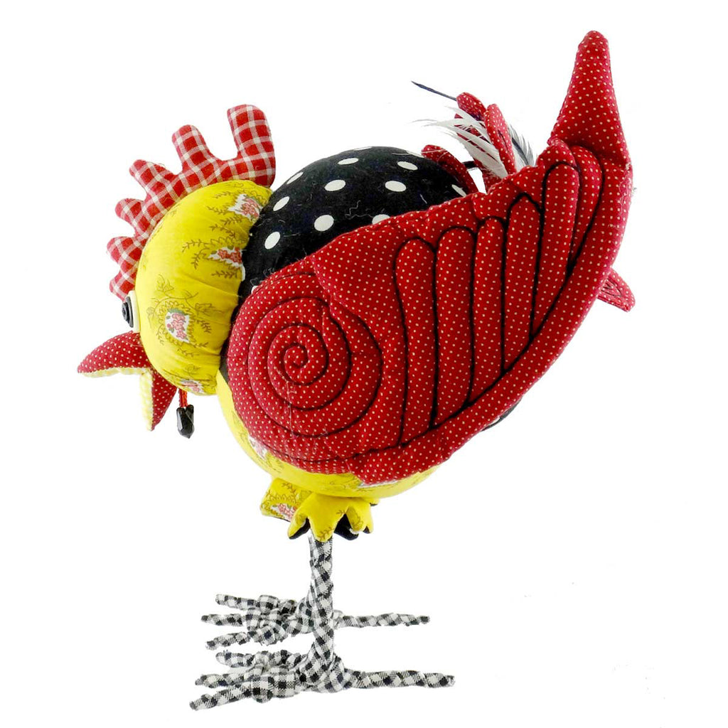 Gallerie II Chicken Easter & Spring Plush