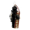 Christopher Radko Lucky Sweep Glass Ornament