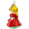 Christopher Radko Miss Holiday Glass Ornament