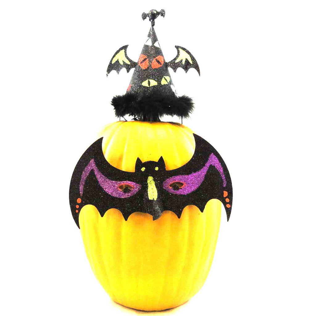Halloween Bat Pumpkin Dress-Ups Halloween Decor