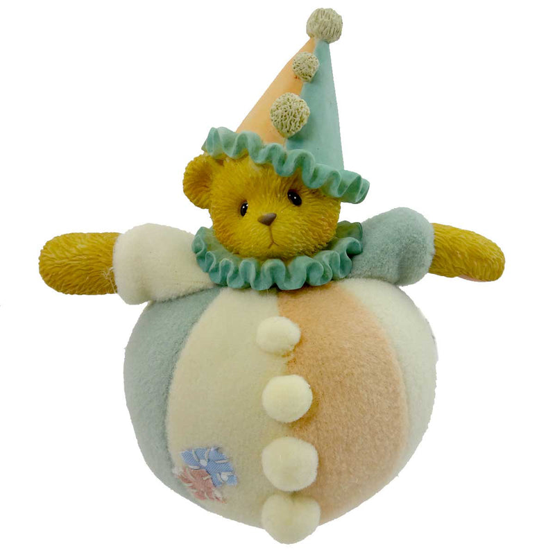 Cherished Teddies Sparky Figurine