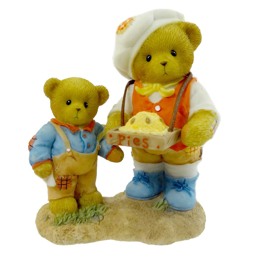 Cherished Teddies Vincent & Reed Figurine