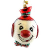 Jinglenog Jughead Glass Ornament