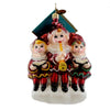Christopher Radko Little Tunes Glass Ornament