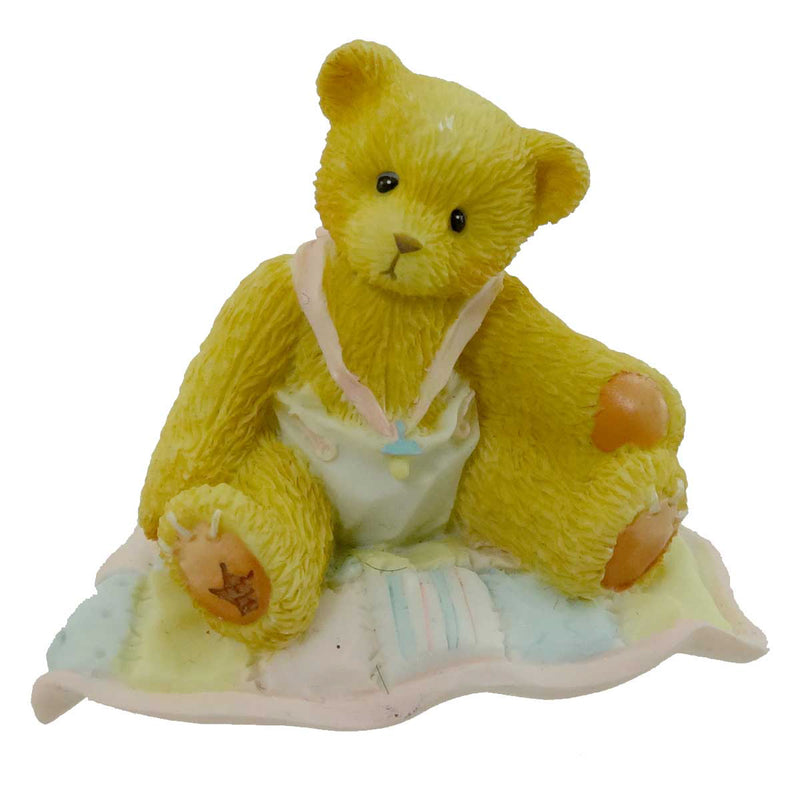 Cherished Teddies A Gift To Behold Figurine