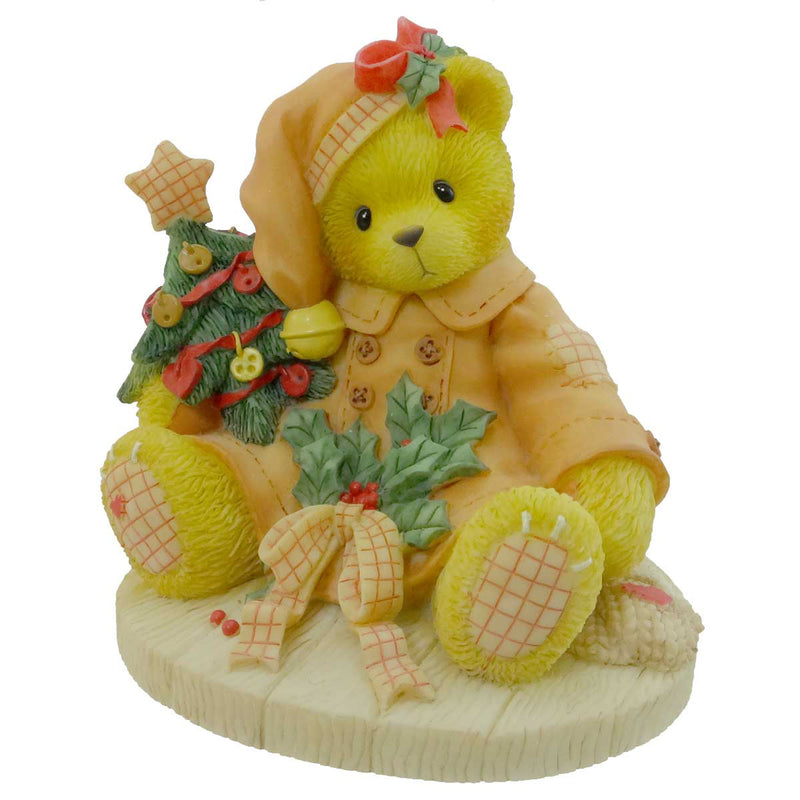 Cherished Teddies Annette Christmas Figurine