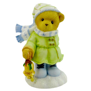 Cherished Teddies Rosalee Christmas Figurine