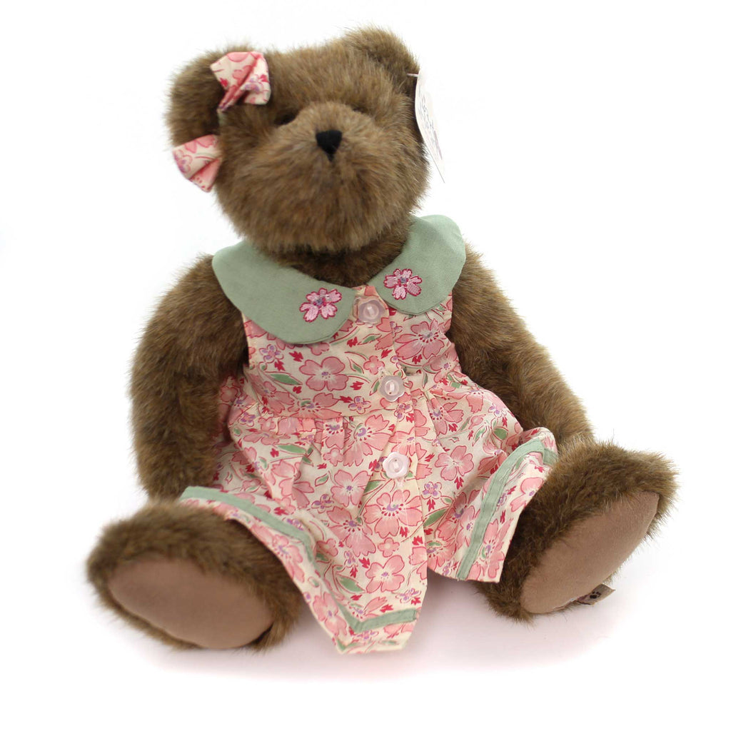 Boyds Bears Plush KAYLA Fabric Heart Friends 902027 Rfb