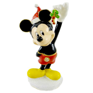 Dept 56 Bejeweled Boxes Mickey Jeweled Box Trinket Box