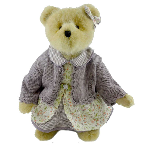 Boyds Bears Plush LAVENDER LEFLEUR Plush & Fabric Spring Flowers 904390 Rfb 18419