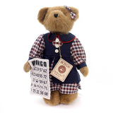 Boyds Bears Plush Bingo Berriman Teddy Bear