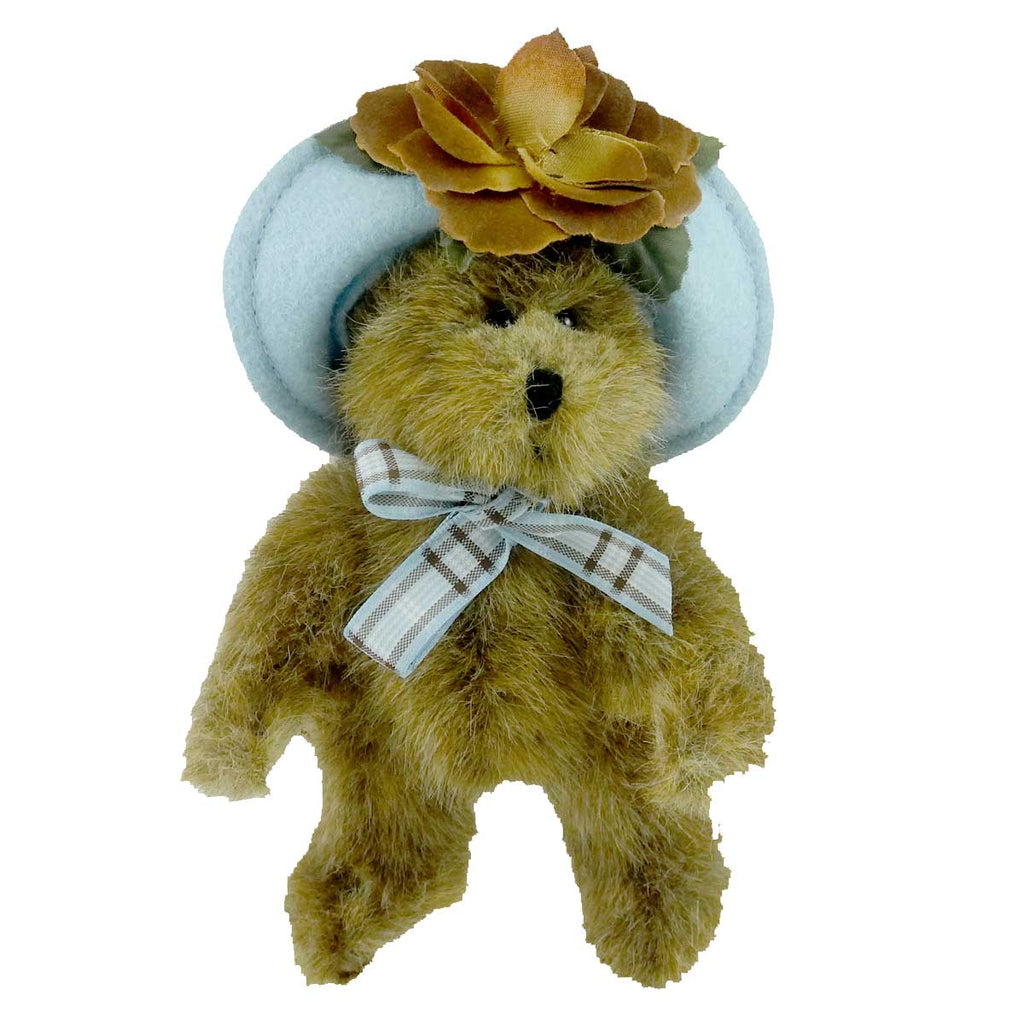 Boyds Bears Plush SOFIA LABREWIN Plush & Fabric Hat Series 904624 Rfb