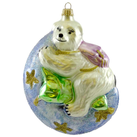 Christopher Radko Sweet Dream Glass Ornament