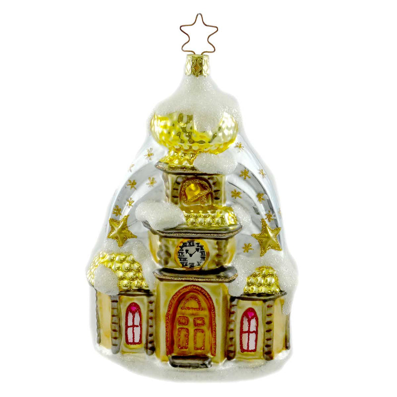 Inge Glas Birgits Faith Glass Ornament