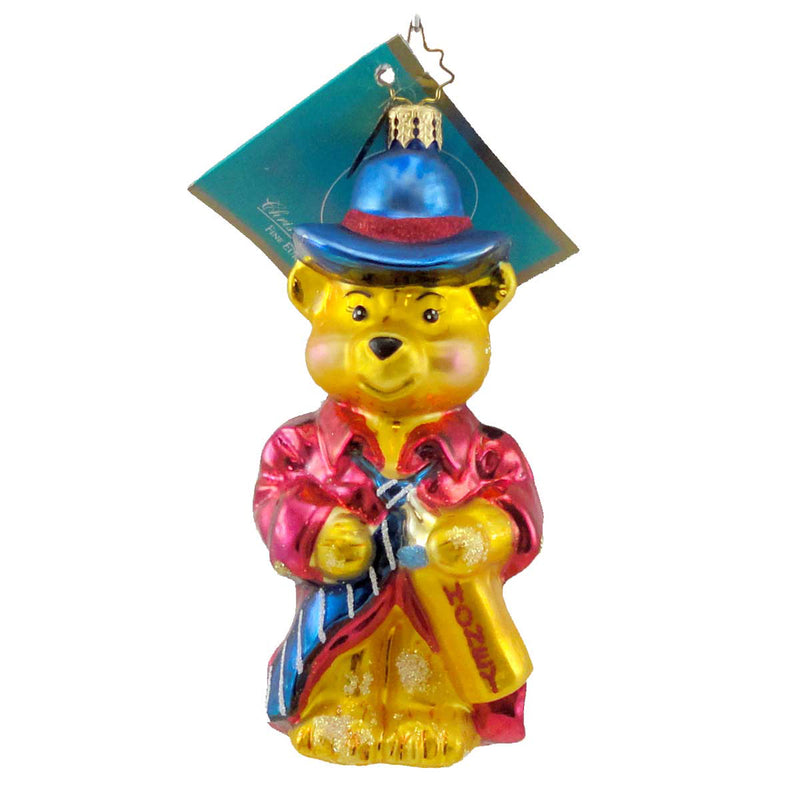 Christopher Radko All Grown Up Glass Ornament
