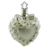 Inge Glas Bridal Lace Glass Ornament