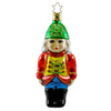 Inge Glas Little Soldier Glass Ornament
