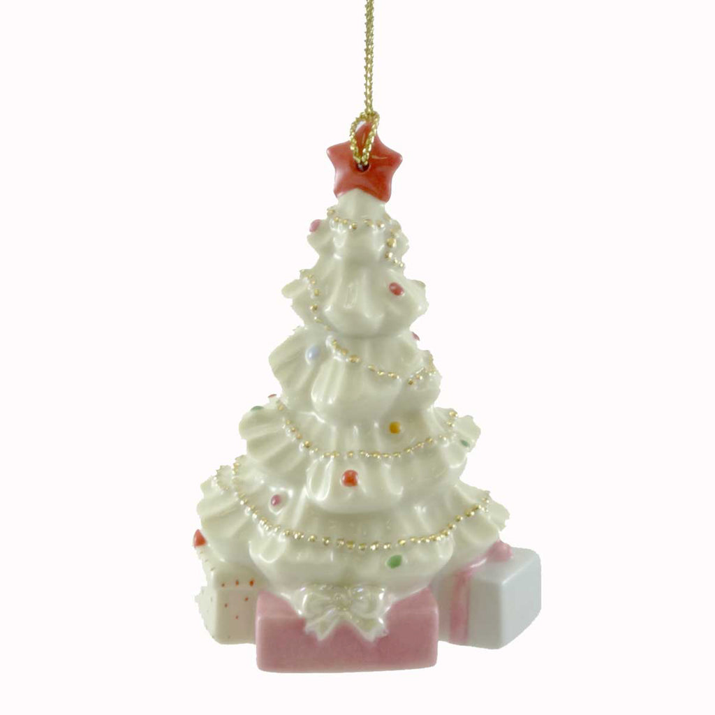 Holiday Ornament Tree Ornament Porcelain Ornament